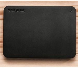 TOSHIBA CANVIO BASICS A3 USB 3.0 PORTABLE EXTERNAL HARD DRIVE 3TB (BLACK) HDTB330AK3CB