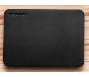 Toshiba Canvio Basics A3 Usb 3.0 Portable External Hard Drive 2tb (black) Hdtb420ak3aa