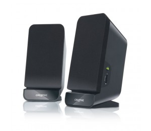 Creative Speaker: Sbs A60 2.0 Desktop Speakers Sbs-A60