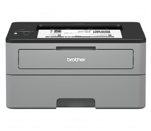 Brother Compact Mono Laser Printer-2-sided Wi-fi Air Print 30 Ppm Tn-2430/ Tn-2450/ Dr-2424 84uh5h00106