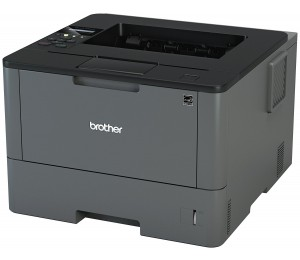 Brother Network Ready High Speed Mono Laser Printer With 2-sided Printing (40 Ppm, 250 Sheets Paper
