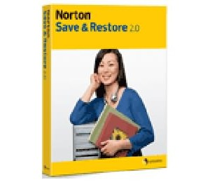 Symantec Norton Save & Restore 2.0 For Winxp/ Vista