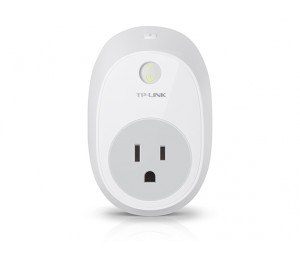 Tp-link Wifi Smart Plug 2.4ghz 802.11b/g/n Works With Tp-link's Home Automation App Kasa (for