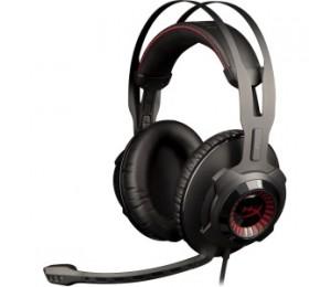Kingston Hyperx Cloud Revolver Gaming Headset (gun Metal) Hx-hscr-gm