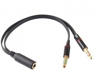 Kingston Cloud Headset Splitter Cable Hxs-Hssp1