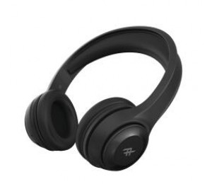 Mophie Ifrogz Audio-aurora Wireless Headphones-black Iffawl-bk0