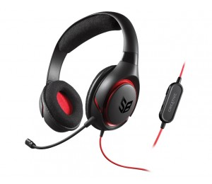 Creative 3.5mm Connector Circumaural Gaming Headset For Pc Mac Ps4 And Smart Device Gamers Sound Blaster Inferno