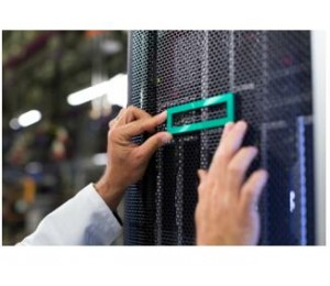 HPE Aruba 10G SFP+ to SFP+ 3m Direct Attach Copper Cable J9283D