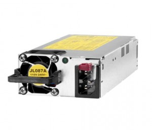 HP X372 54VDC 1050W POWER SUPPLY FOR POE 3810M/ 2930M  JL087A