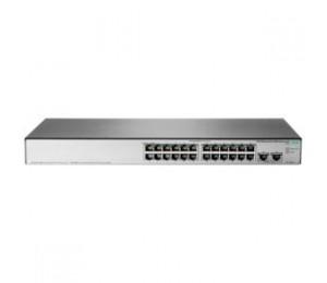 HP 1850 24G 2XGT SWITCH 24 X GIG 2 X 10GBASET PORTS WEB-MGD LIFE WTY JL170A