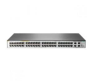 HP 1850 48G 4XGT PoE+ 370W SWITCH, 48 X GIG, 2 X 10GBASET PORTS, WEB-MGD, LIFE WTY JL173A