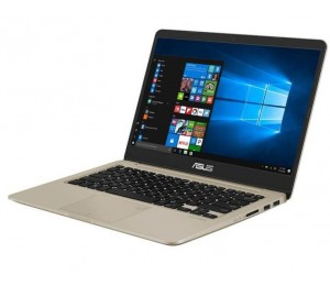 """ASUS i5-8250U(1.6Ghz up to 3.4Ghz 6M Cache) 8GBDDR4(1xSpare) 256GB(M.2)SSD 14""""FHD(1920x1080) INTEL"""