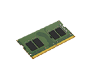 KINGSTON KVR24S17S6/ 4, 4GB 2400MHZ DDR4 NON-ECC CL17 SODIMM 1RX16 KVR24S17S6/4