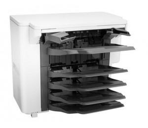Hp Laserjet Stapler Stacker Mailbox - For M607n / M607dn / M608dn / M608x / M609dn L0h20a