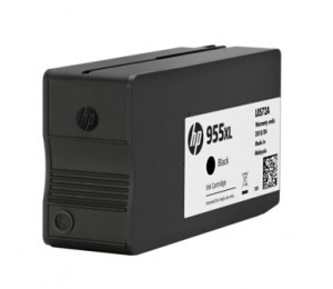 Hp 955Xl Black Ink L0S72Aa L0S72Aa