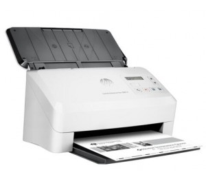Hp Scanjet Enterprise Flow 7000 S3 Sheet Feed Scanner / 75 Ppm 150 Ipm / Up To 600 Dpi / Rddc 7500