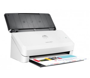 HP SCANJET PRO 2000 S1 SHEET FEED SCANNER / 24 PPM 48 IPM / ADF UP TO 600 DPI / RDDC 2000 PAGES