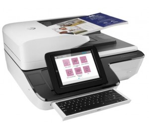 Hp Scanjet Ent Flow N9120 Fn2 Scanner L2763a