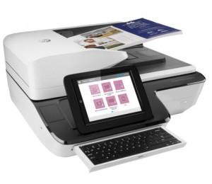 HP SCANJET ENT FLOW N9120 FN2 SCANNER L2763A