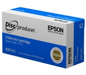 Epson Epson PJIC1(C) Cyan Ink Cartridge PJIC1©