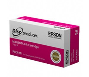 Epson PJIC4(M) Magenta Ink Cartridge PJIC4(M)