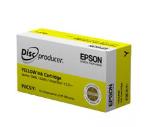 Epson PJIC5(Y) Yellow Ink Cartridge PJIC5(Y)