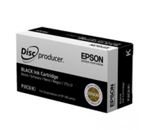 Epson PJIC6(K) Black Ink Cartridge PJIC6(K)
