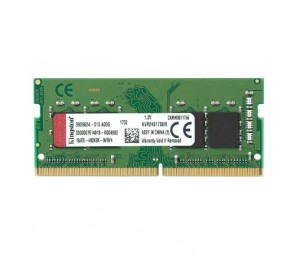 Kingston Ddr4 8Gb 2400Mhz Non Ecc Memory Ram Valueram Sodimm Kvr24S17S8/ 8