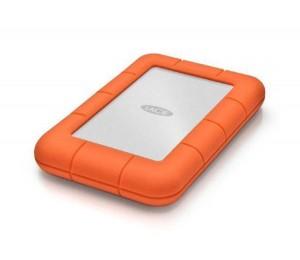 """LaCie Rugged Mini Portable 2.5"""" / 1TB / USB3.0 / 2Yr Warranty LAC301558"""