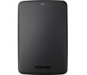 """Toshiba HDD 2.5"""" External USB3 3TB Canvio Basic A2 (Black), 3 Year Warranty HDTB330AK3CA"""