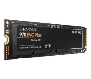 Samsung 970 EVO Plus NVMe M.2 SSD 2TB Mz-V7S2T0Bw