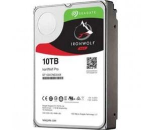 "Seagate IronWolf Pro 10TB ST10000NE0004 3.5"" Internal SATA3 7200rpm 256MB Cache 6Gb/s 5 Year Warranty"