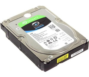 "Seagate SkyHawk 6TB Surveillance Drive ST6000VX0023 SATA 3.5"" HDD ST6000VX0023"
