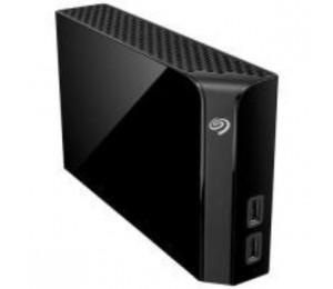 Seagate External 8Tb Backup Plus Desk Hub Black 3 Year Warranty - Integrated Usb 3.0 Hub Stel8000300