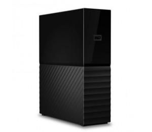 "WD My Book 8TB 3.5"" USB3.0 Desktop Drive with backup - Black WDBBGB0080HBK"