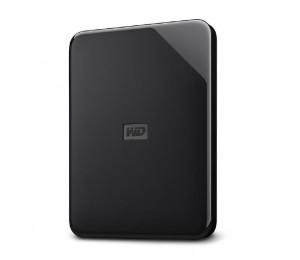 "Western Digital Hdd 2.5"" External Usb3 2tb Elements Se Portable Black Wdbjrt0020bbk-wesn"