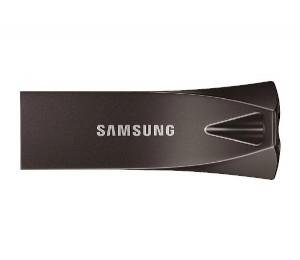 Samsung Usb 3.1 128gb Flash Drive Bar Plus- Titan Gray Muf-128be4/apc