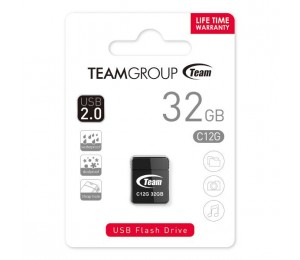 Team 32GB Nano USB 2.0 C12G TC12G32GB01