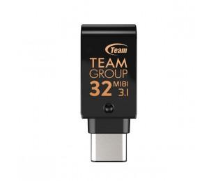 Team Group 32Gb M181 Otg Dual Usb Key Tm181332Gb01