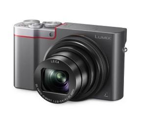 Panasonic Lumix Tz110 Black/silver Opt X10 4k Dmc-tz110gns