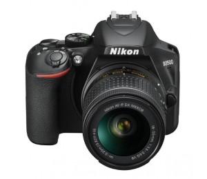 Nikon Dslr Camera D3500 + 18-55Mm Lens Kit (1 Box) 24.2Mp Black - Last Invoice Date 31Jan19