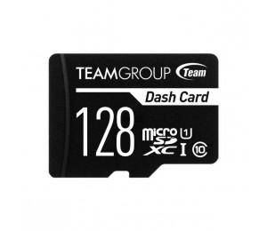 Team Dash Card 128GB USH-1 Micro SD Card TDUSDX128GUHS03