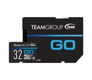 Team Go Card 32gb Micro Sd Card Tgusdh32gu303