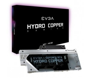 Evga Hydro Copper Waterblock For Evga/ Nvidia Geforce Rtx 2080 Xc/ Xc2/ Fe 400-Hc-1189-B1 Rgb 400-Hc-1189-B1