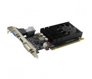 Evga Nvidia Geforce Pcie Gt730 Lp (700Mhz Gpu) 2Gb Ddr3 128Bit 1400Mhz 2H Single Slot 1Xfan Atx/
