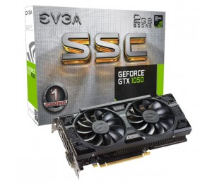 EVGA GeForce GTX 1050 SSC GAMING 02G-P4-6154-KR