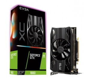 Evga Geforce Gtx1660 Xc Gaming Graphics Card 6Gb Gddr5 Pcie Full Height Hdb Fan Dp Hdmi Dvi-D Max
