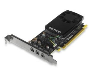 Leadtek PCIE Quadro P400 LP, 2GB DDR3, 2H (DP/DVI-I DL), Single Slot, 1xFan, ATX,Low Profile 900-5G212-2200-000