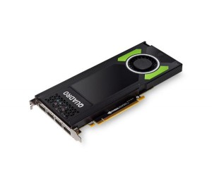Leadtek PCIE Quadro P4000 8GB DDR5, 5H( DP), Single Slot, 1x Fan, ATX 900-5G410-2250-000