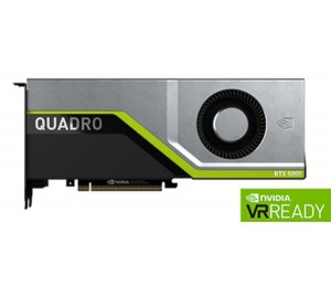 Leadtek Quadro Rtx5000 Work Station Graphic Card Pcie 16Gb Gddr6 4H (Dp) Virtuallink (1) 1X Fan